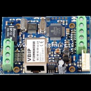 Universele IP2 module t.b.v. meldkamer