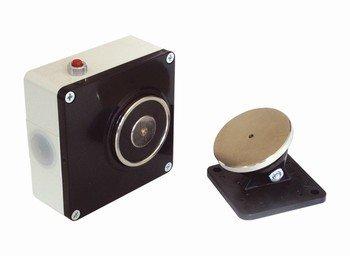1350-CSA deurmagneet incl. ankerplaat