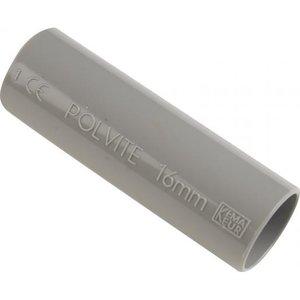 Pipelife Polvite VSV sok slagvast 19mm grijs prijs per 50 stuks